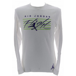 Tee-shirt Nike Jordan Flight Graphic Thermal - Ref. 576802-100