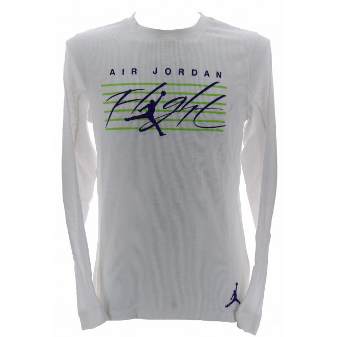 Tee-shirt Nike Jordan Flight Graphic Thermal - 576802-100