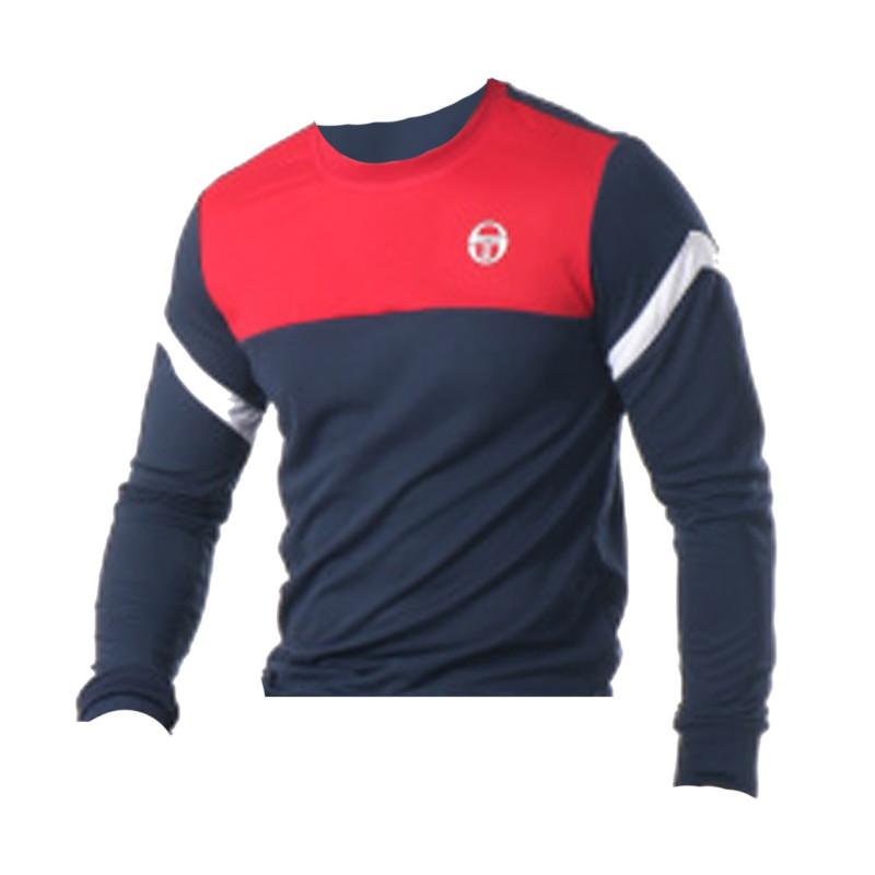 Sergio Tacchini Teeshirt Sergio Tacchini ISHU Tee-shirt - 37841-214--ISHU-T-SHIRT