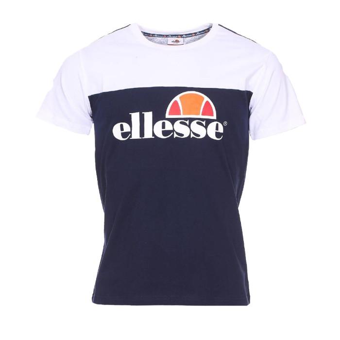 Tshirt Ellesse EH H TMC BI COL - EH-H-TMC-BI-COL-BLANC-MAR
