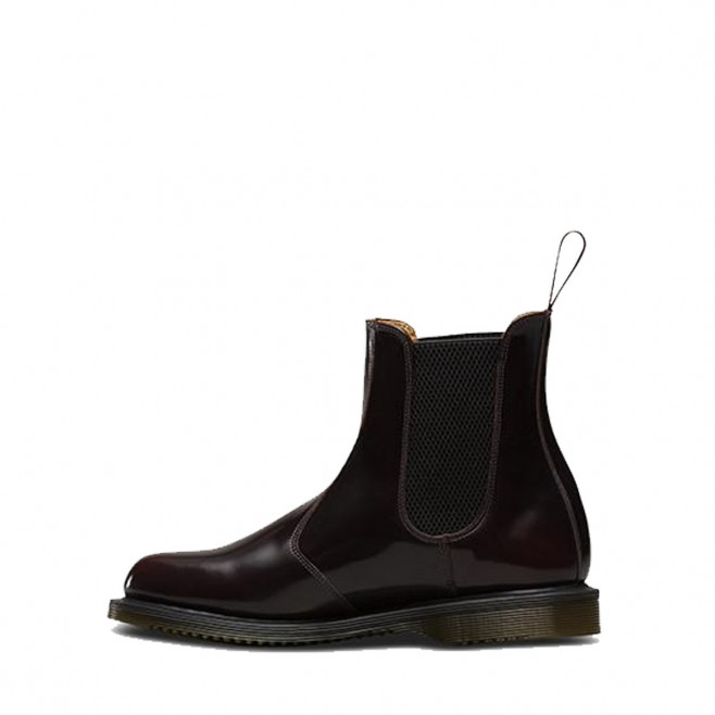 Dr Martens Boots Dr Martens FLORA CHERRY RED ARCADIA - 14650601