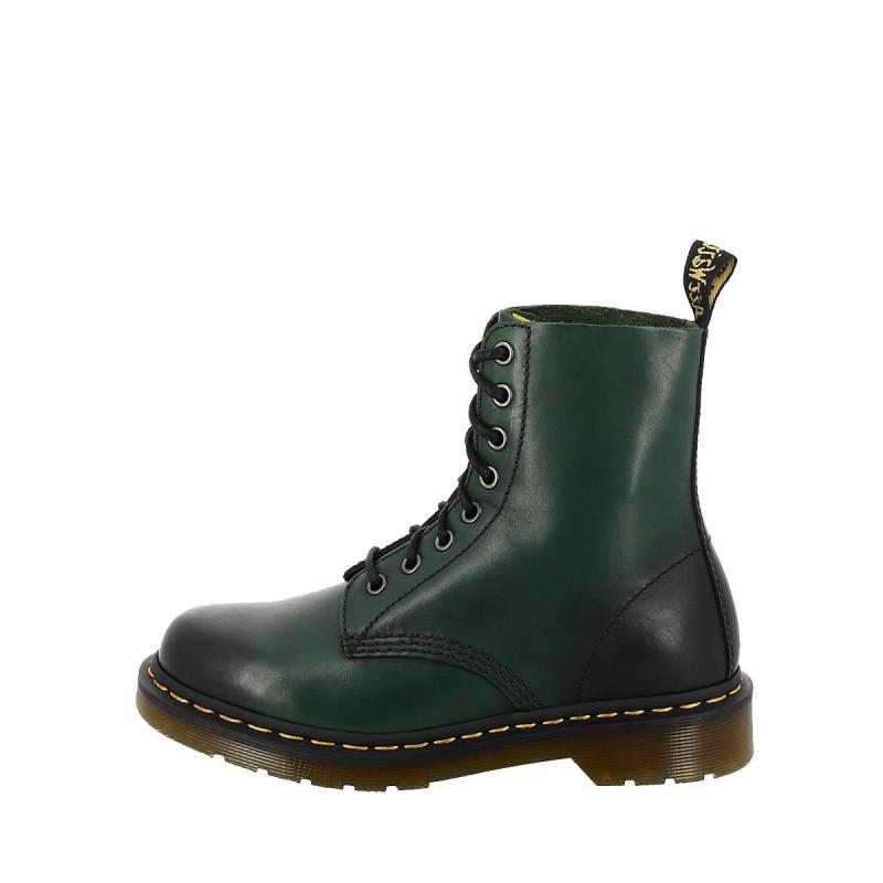 Dr Martens Boots Dr Martens PASCAL GREEN ANTIQUE TEMPERL - 1460-23986300