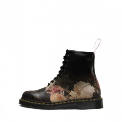 Boots Dr Martens POWER WHITE +BLACK - 1460-24076101