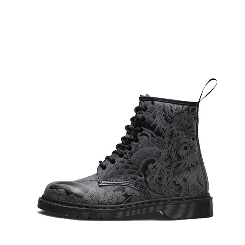 Dr Martens Boots Dr Martens BLACK+GUNMETAL - 1460-24239001