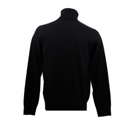 Real Cashmere Pull Real Cashmere (Noir) - IUS108154--DOLCEVITA