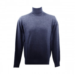 Real Cashmere Pull Real Cashmere (Navy) - IUS108154--DOLCEVITA