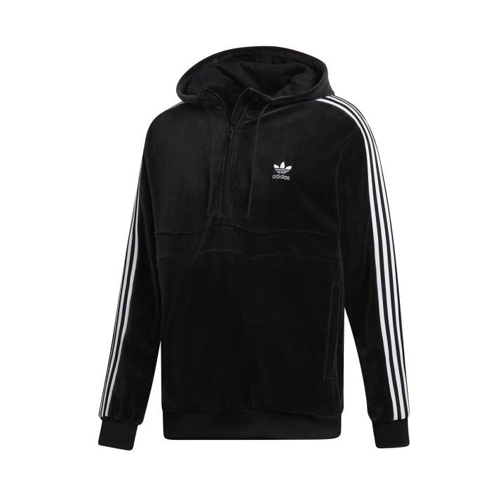 Sweat adidas Originals COZY HALFZIP - DX3625