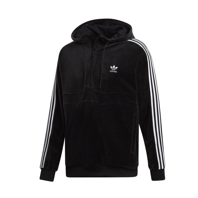 Adidas Originals Sweat adidas Originals COZY HALFZIP - DX3625