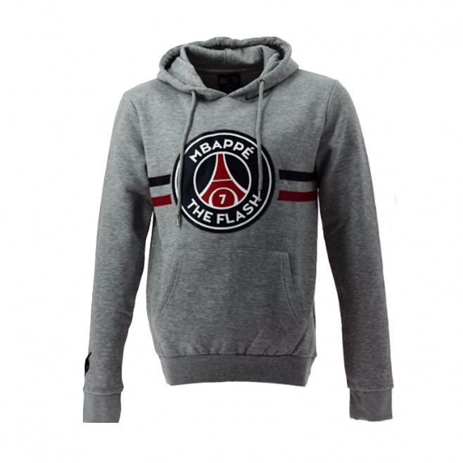 PSG Justice League Sweat PSG Justice League CAP MBAPPE FLASH - PSG-SWEAT-CAP-MBAPPE-FLAS