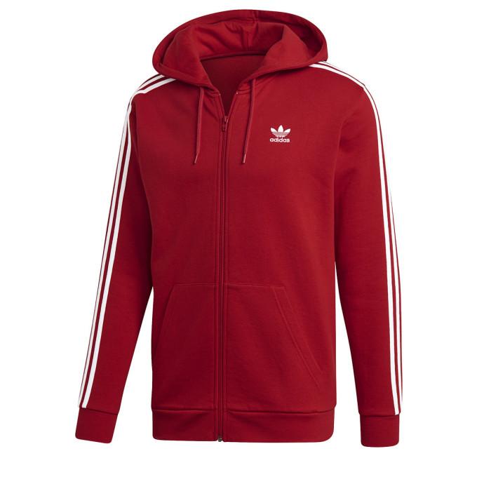 Sweat adidas Originals 3 STRIPES HOODIE - DV1635