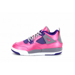 Basket Nike Air Jordan 4 Retro Cadet - Ref. 487725-607