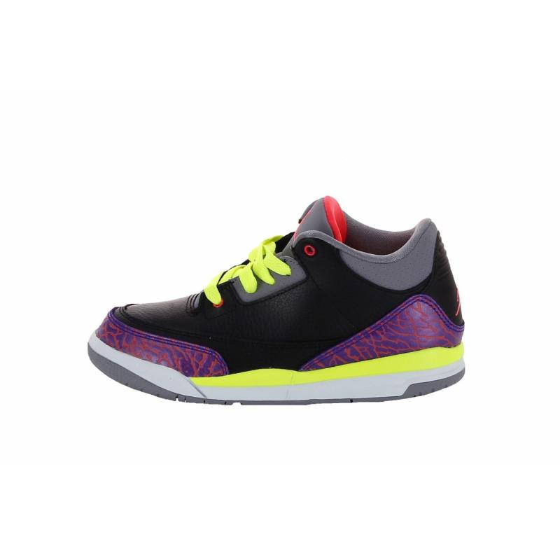 Basket Nike Air Jordan 3 Retro Cadet - Ref. 441141-039