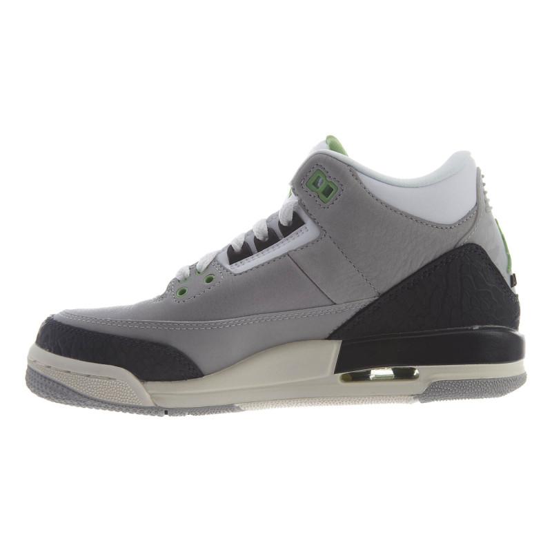 Basket Nike AIR JORDAN 3 RETRO Junior 398614 006 DownTownStock.Com