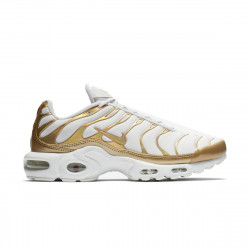Basket Nike AIR MAX PLUS METALLIC - 605112-054