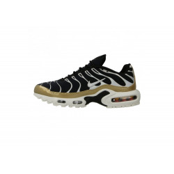 Basket Nike AIR MAX PLUS METALLIC - 605112-055