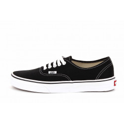 Basket Vans Authentic Low Toile - Ref. 0EE3BLK