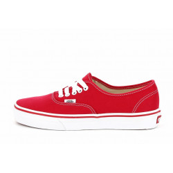 Basket Vans Authentic Low Toile - Ref. 0EE3RED