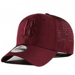 Casquette New Era FEATHER PERF 9FORTY BOSTON RED SOX - 11871533