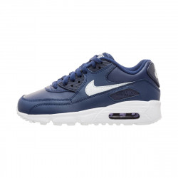 Basket Nike AIR MAX 90 LEATHER Junior - 833412-411