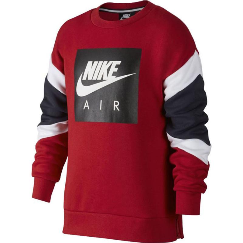 Sweat Nike AIR CREW Junior AJ0114 677 DownTownStock.Com