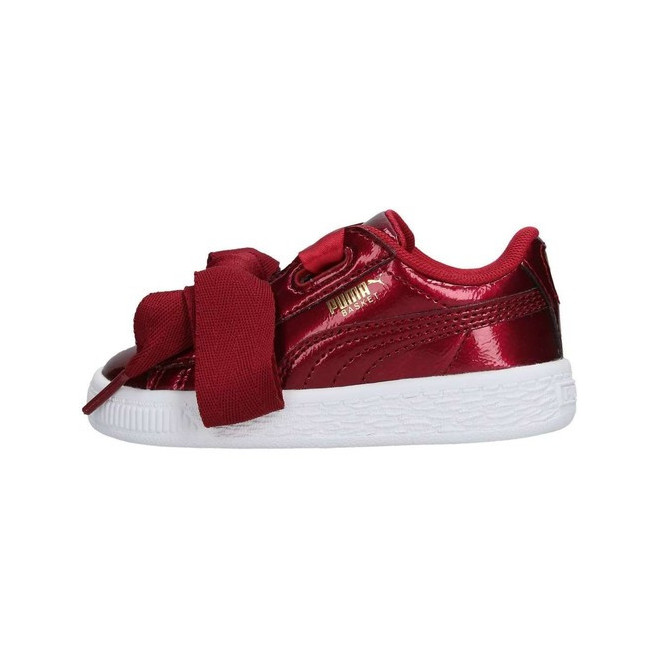Basket Puma Heart Glam Bébé Ref. 363895 02 DownTownStock.Com