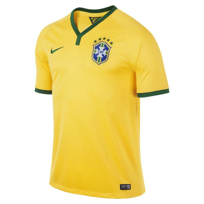 Maillot Nike Brasil CBF Stadium 2013/2014 - Ref. 575280-703