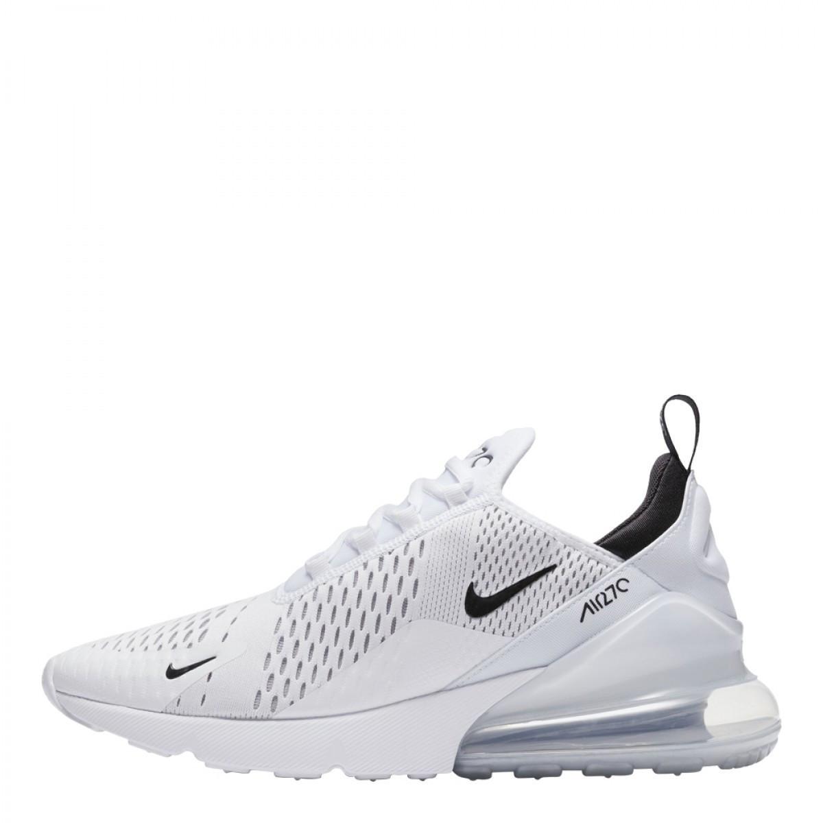 Nike Air Max 270 White Black AH8050 100