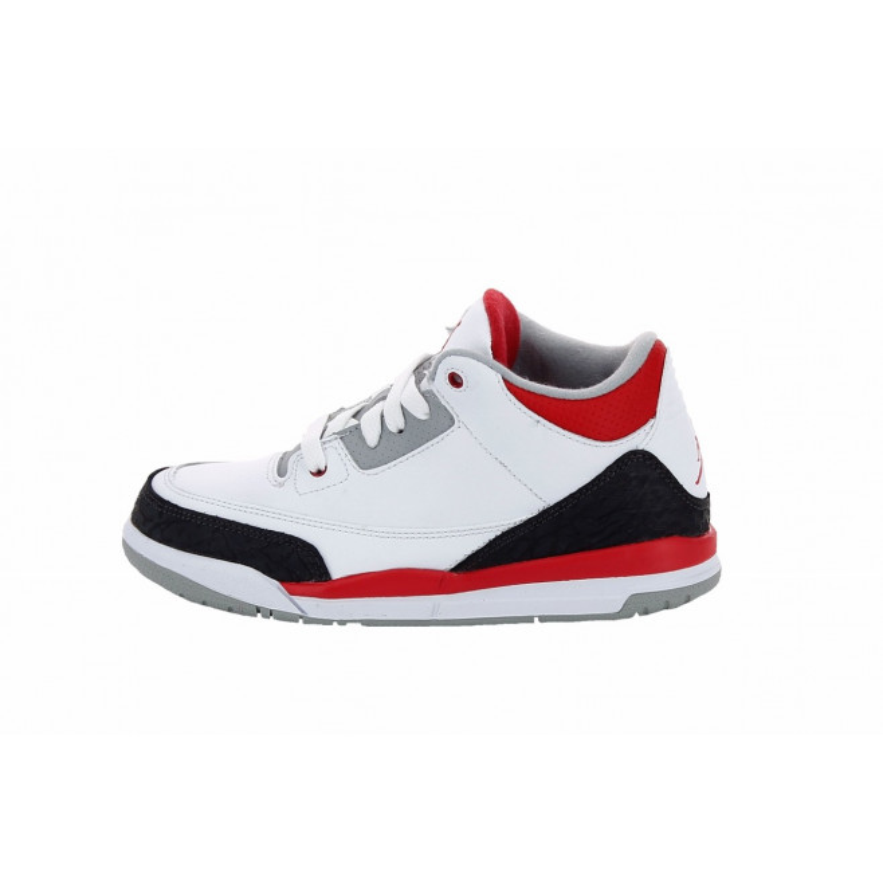 Basket Nike Air Jordan 3 Retro Cadet - Ref. 429487-120