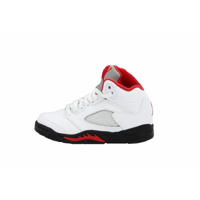 Basket Nike Air Jordan 5 Retro Cadet - Ref. 440889-100