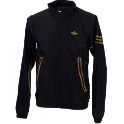 Veste de survêtement adidas Originals Windbreaker Leopard - Ref. F81878