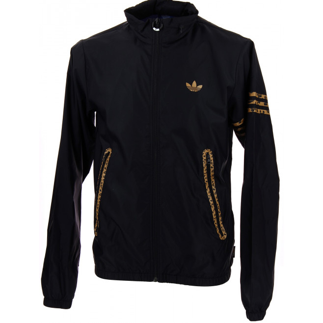 Veste de survêtement Adidas Originals Windbreaker Leopard - F81878