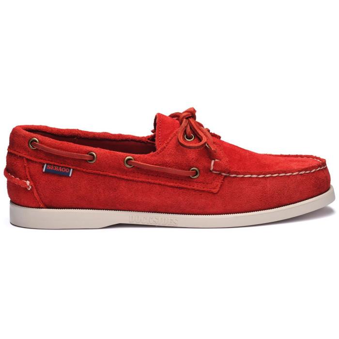 Chaussure bateau Sebago DOCKSIDES PORTLAND SUEDE - 7000G90-913R