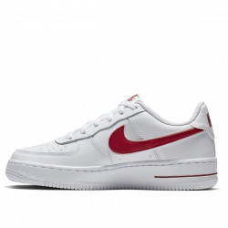 Basket Nike AIR FORCE 1-3 Junior - AV6252-101