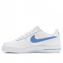 Baskets Junior Nike AIR FORCE 1-3 GS - AV6252-102