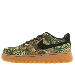 Basket Nike Air Force 1 Junior - AV0749-001