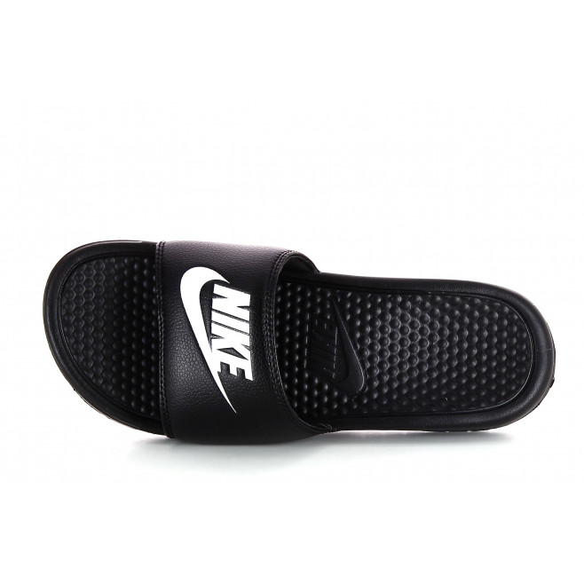 Sandale Nike Benassi Just Do It - Ref. 343880-090
