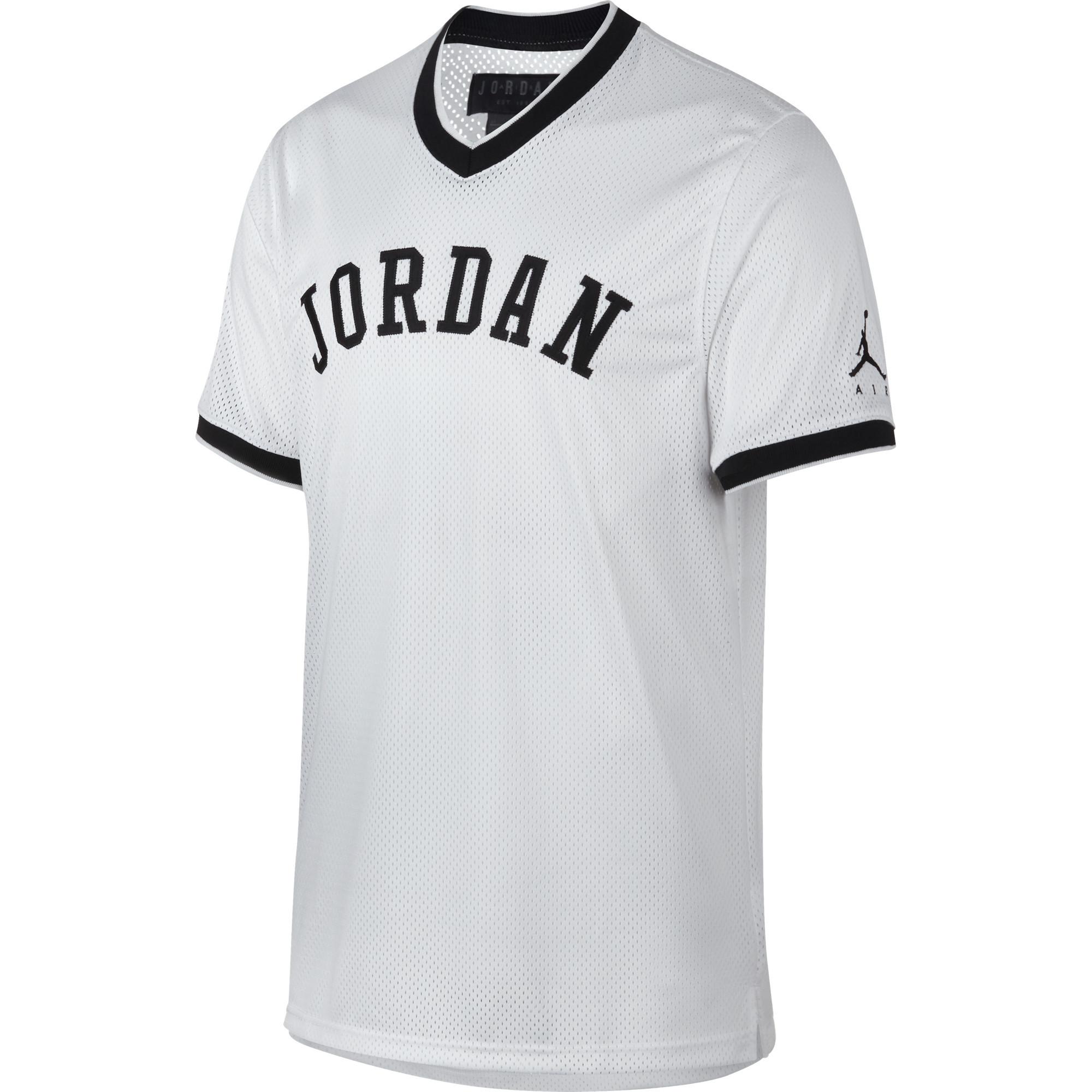 Tee shirt Nike JORDAN JUMPMAN AIR MESH DownTownStock.Com