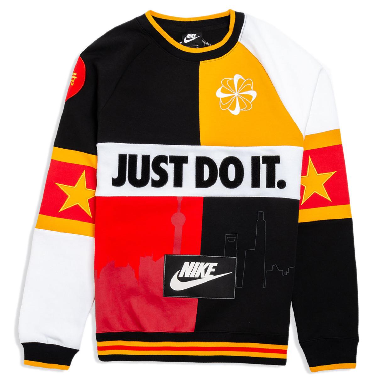 Sweat Nike SHANGHAI CREWNECK DownTownStock.Com