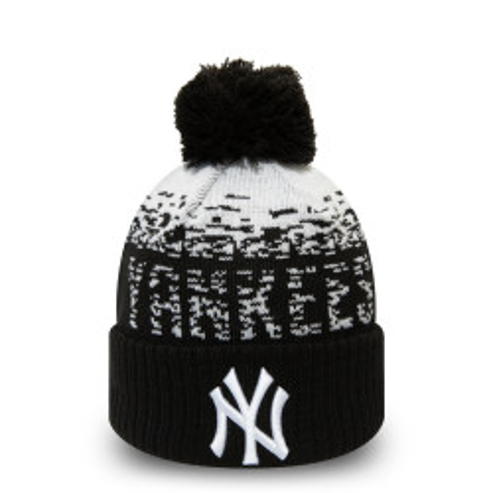 Bonnet New Era SPORT KNIT NEW YORK YANKEES