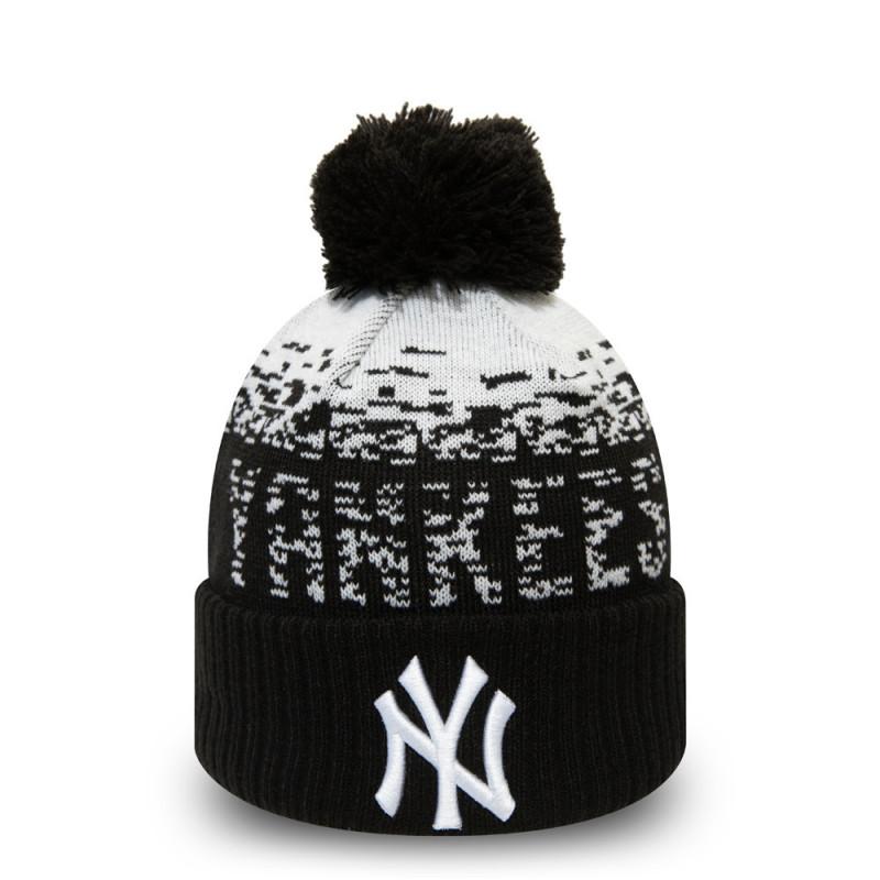 New Era Bonnet New Era SPORT KNIT NEW YORK YANKEES