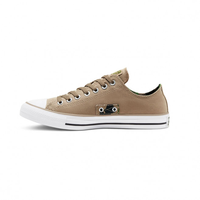 Converse Basket Converse CHUCK TAYLOR ALL STAR PATCH LOW TOP