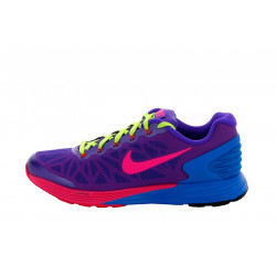Basket Nike Lunar Glide 6 Junior - Ref. 654156-500