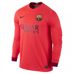 Maillot de football Nike FC Barcelona Stadium Away 2014/2015 - Ref. 618738-672
