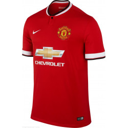 Maillot de football Nike Manchester United Stadium Home 2014/2015 - Ref. 611031-624
