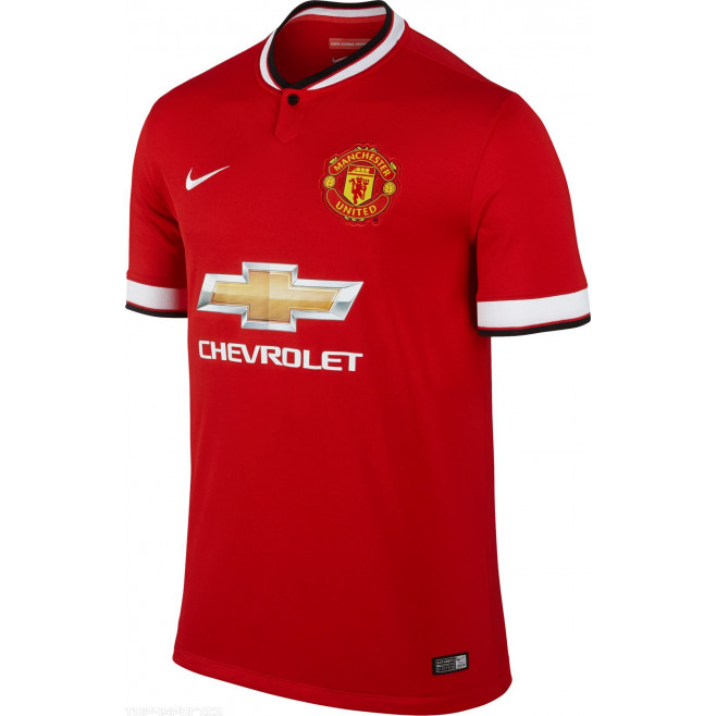 Maillot de football Nike Manchester United Home Stadium 2014/2015 - Ref. 611031-624