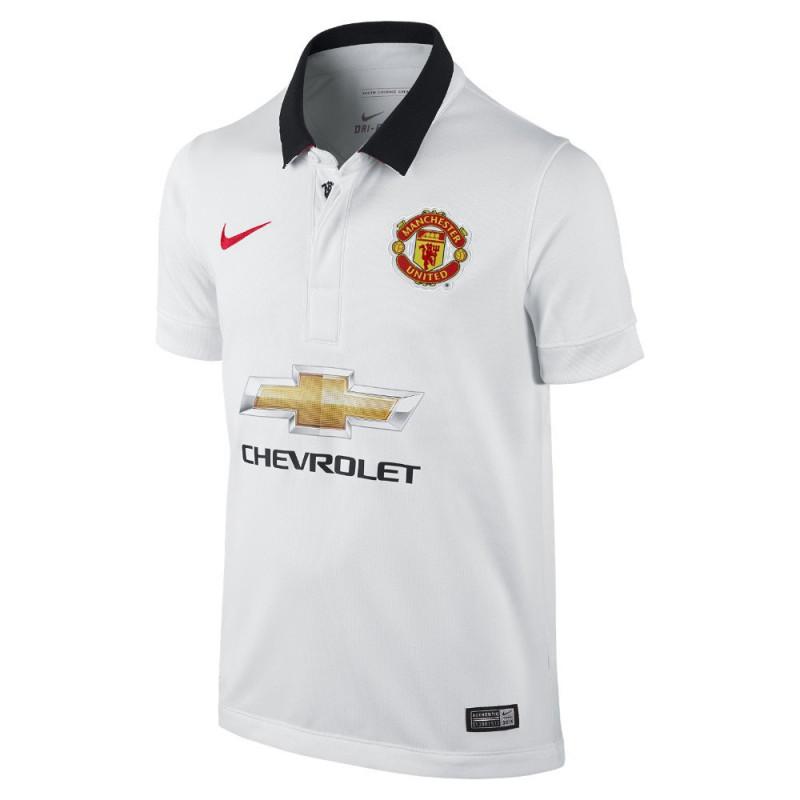 Maillot de football Nike Manchester United Stadium Away 2014/2015 - Ref. 611032-106