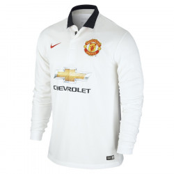 Maillot de football Nike Manchester United Stadium Away 2014/2015 - Ref. 611039-106
