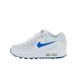 Basket Nike Air Max 90 Glow Junior - Ref. 685603-100