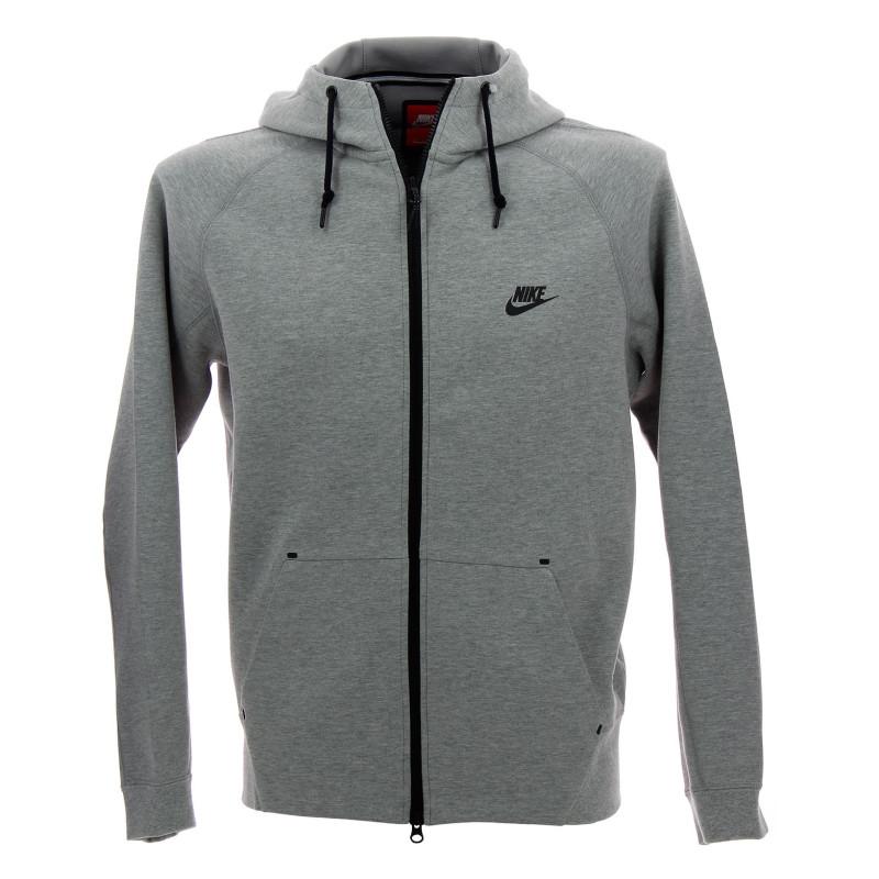 Sweat Nike Tech Fleece AW77 Full Zip Hoodie - Ref. 559592-064