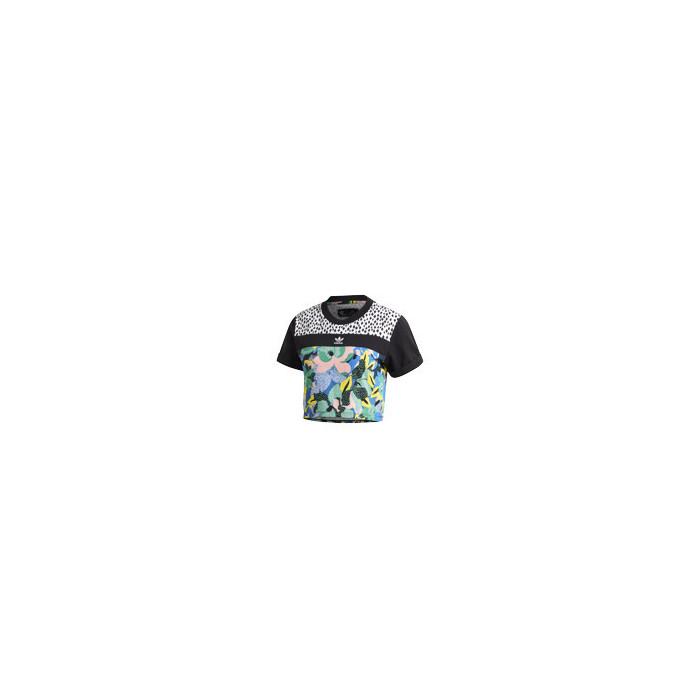 Tee-shirt adidas Originals CROPPED